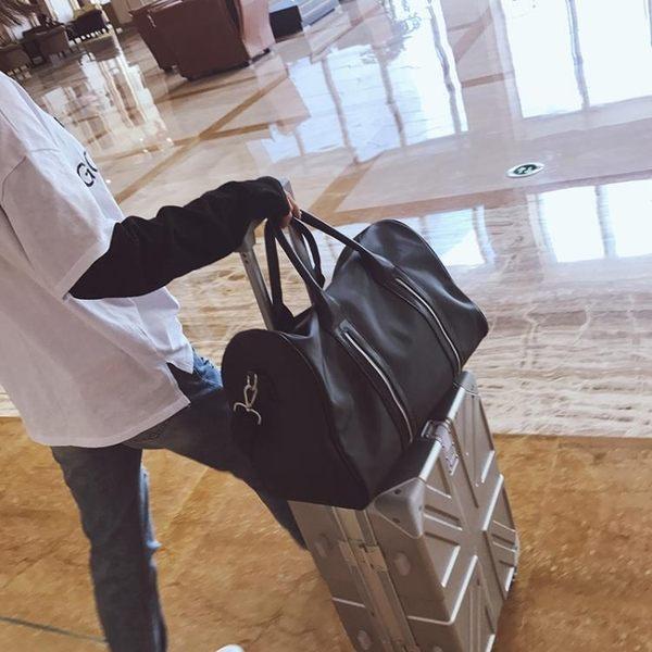 旅行袋 短途輕便旅行包女大容量健身包男瑜伽包jey-超凡旗艦店