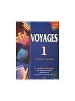 二手書博民逛書店 《Voyages Level 1》 R2Y ISBN:013096476X│H.DouglasBrown