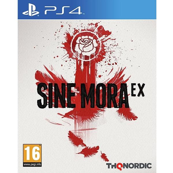 PS4 不再猶豫(橫向捲軸彈幕射擊) Sine Mora EX -中文英文日文亞版-