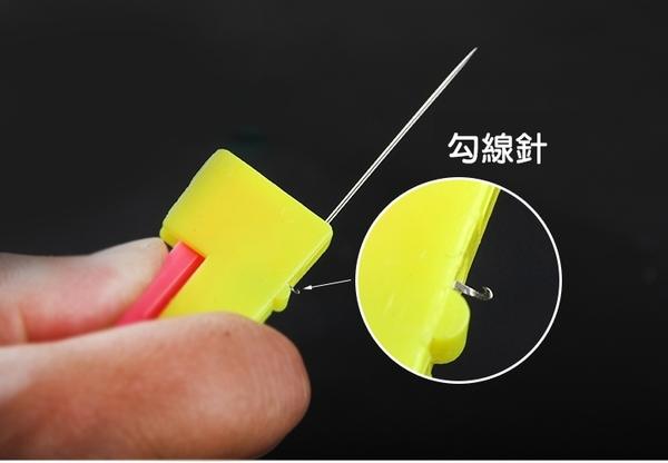 【穿針器】快速勾線穿針線輔助器 自動穿針引線器 十字繡編織