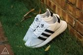 ISNEAKERS Adidas Originals Flashback 白 編織 BA7760 男女慢跑鞋李聖經