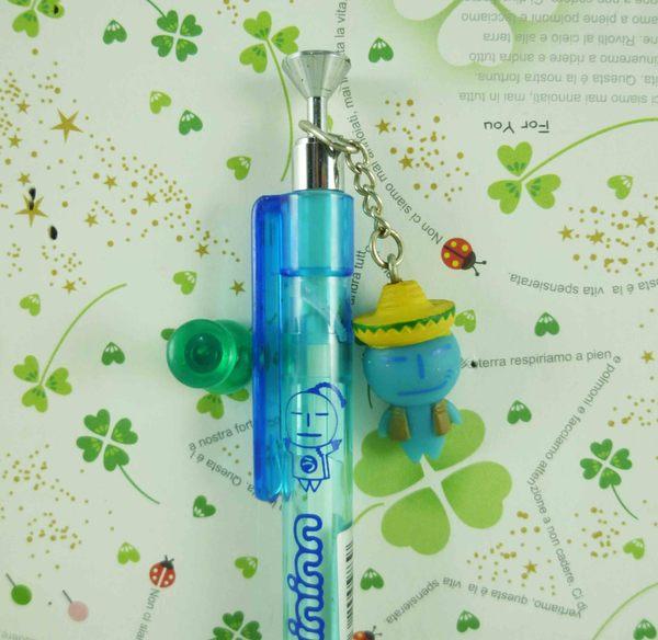 【震撼精品百貨】藍海寶寶~造型自動筆-戴帽