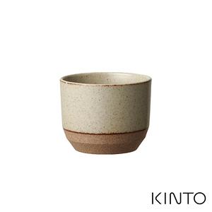 日本KINTO CERAMIC LAB茶杯180ml - 共兩色白