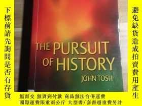 二手書博民逛書店The罕見Pursuit of HistoryY347622 John Tosh Pearson 出版200