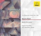 【停看聽音響唱片】【CD】柯洛里奧弗:拉威爾鋼琴作品集