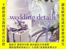 二手書博民逛書店Wedding罕見DetailsY256260 Norden, Mary William Morrow 出版