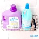 歐奇納OHKINA洗衣籃大型瓶罐置物架組(置物架+重複貼掛勾)