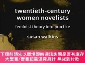 二手書博民逛書店Twentieth-century罕見Women NovelistsY256260 Susan Watkins