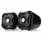 【鼎立資訊】KINYO X鋼炮 USB 立體聲 喇叭 US175 精緻造型 強勁音質 (廣)