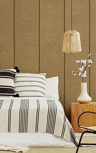 編織紋 藤編織圖案 木紋壁紙 仿真 荷蘭壁紙 2色可選 NLXL CANE WEBBING / MRV-20