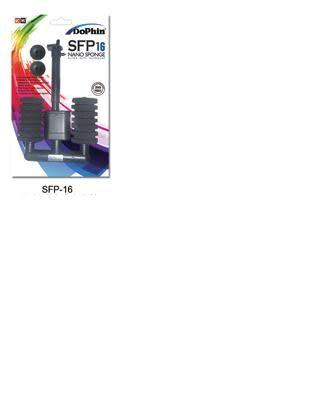 {台中水族}Dophin 馬達動力式生化棉過濾器SFP-16 特價