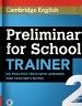 二手書R2YB《Preliminary for Schools TRAINER