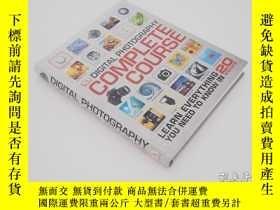 二手書博民逛書店DK出的數碼攝影教程罕見Digital Photography Complete Course: Learn Ev