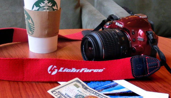 LightForce LF  相機經典純色背帶 單眼相機 微單 類單皆適用 相機揹帶 德寶光學