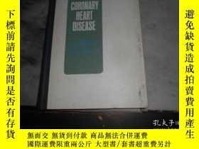 二手書博民逛書店CORONARY罕見HEART DISEASE(冠心病)Y321