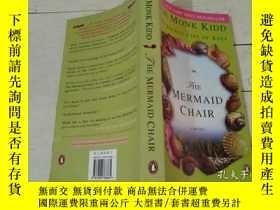 二手書博民逛書店THE罕見MERMAID CHAIRY199365 Sue Mo