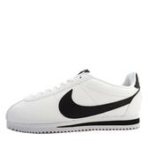 Nike W Classic Cortez [807471-101] 女鞋 運動 休閒 經典 潮流 阿甘 白 黑
