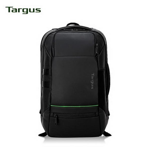【Targus】EcoSmart 14吋效綠系列電腦後背包-黑色 TSB940