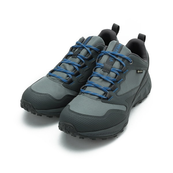 MERRELL ALTALIGHT APPROACH GORE-TEX 防水越野鞋 灰/寶藍 ML035147 男鞋 登山│健行│郊山│多功能│戶外