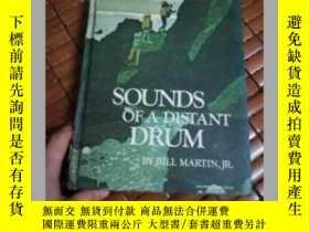 二手書博民逛書店SOUNDS罕見OF A DISTANT DRUMY16153