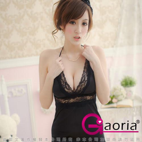 情趣睡衣 性感睡衣 情趣商品 角色扮演 Gaoria浪漫糖衣 緞面絲綢蕾絲性感