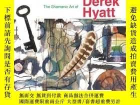 二手書博民逛書店Stone罕見Fires - Liquid Clouds: The Shamanic Art of Derek H
