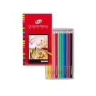 《享亮商城》NP-70 12色色鉛筆(紙盒)  SKB