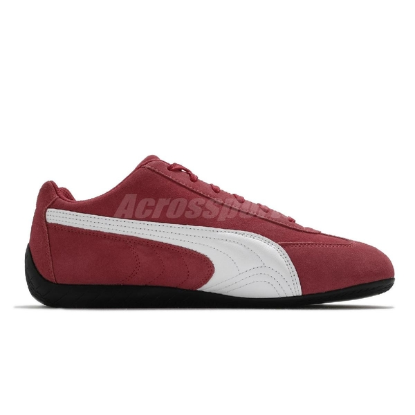 Puma 賽車鞋 Ferrari Speedcat 紅 白 法拉利 男鞋 休閒鞋【ACS】 30679602