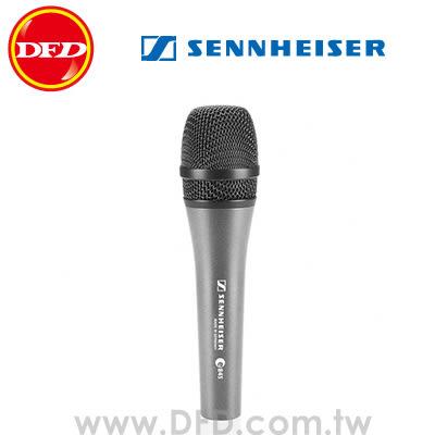 德國 森海塞爾 SENNHEISER E845 專業級超心型人聲麥克風 公司貨