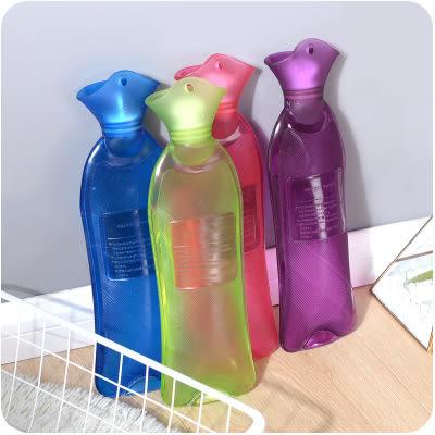 【全館5折】WaBao 非橡膠暖手注水熱水袋 (長方形1000ml) =D0B679-2=