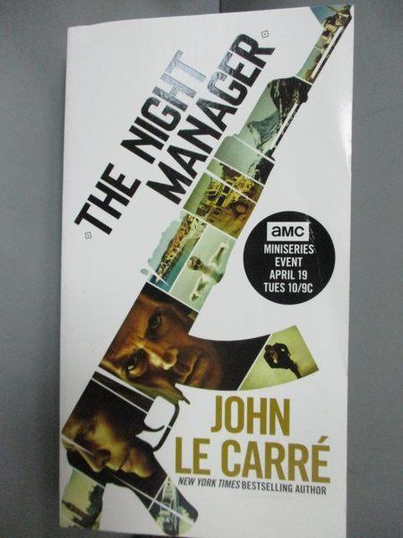 【書寶二手書T9/原文小說_GSD】The Night Manager_Le Carre, John