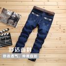牛仔褲 牛仔褲男青年工作上班電焊干活勞保便宜耐磨土寬鬆直筒男士長褲子寶貝計畫 上新