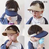 嬰兒帽子夏季薄款男女孩寶寶兒