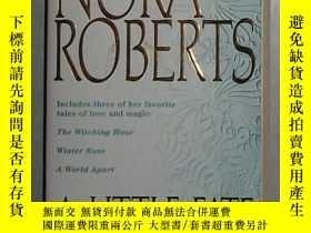 二手書博民逛書店英文原版罕見A Little Fate by Nora Robe