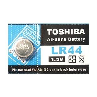 東芝鈕釦型鹼性電池 LR44 單入★其他