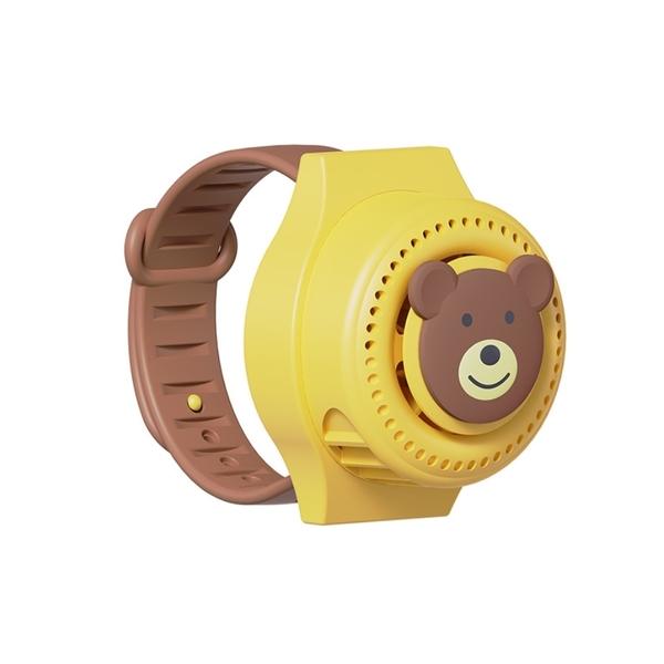 REMAX F7手錶風扇 睿量兒童風扇 小電風扇 手持風扇 usb風扇 迷你風扇 充電 卡通