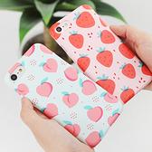 韓國 滿版水果 硬殼 手機殼│iPhone 6 6S 7 8 Plus X XS MAX XR 11 Pro LG G7 G8 V40 V50│z7999