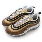 Nike 耐吉 NIKE AIR MAX 97  休閒運動鞋 921826201 男 舒適 運動 休閒 新款 流行 經典