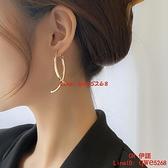 新款潮高級感韓國氣質大氣耳夾網紅冷淡風耳飾無耳洞女【CH伊諾】