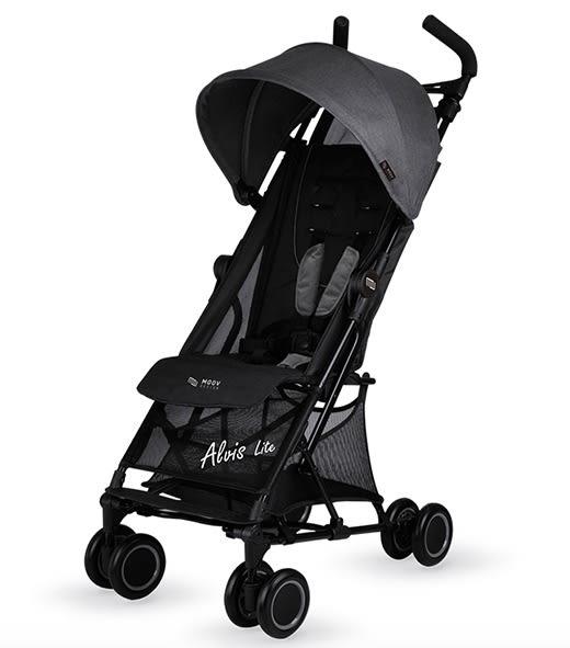 【時尚品味】嬰兒車出租 英國單人推車 MOOV 搖滾灰 新生兒 時尚推車出租!