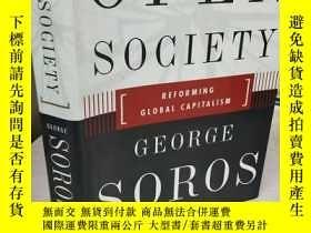 二手書博民逛書店Open罕見Society: Reforming Global