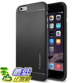 [104美國直購] Spigen 保護殼 保護套 iPhone 6 Plus Case Metal Slate (SGP11063)