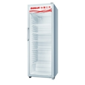 【SANLUX 台灣三洋】400L冷藏展示櫃(SRM-400RA)