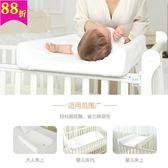 sweeby嬰兒換尿布台寶寶按摩護理台新生兒嬰兒床換衣撫觸台便攜式