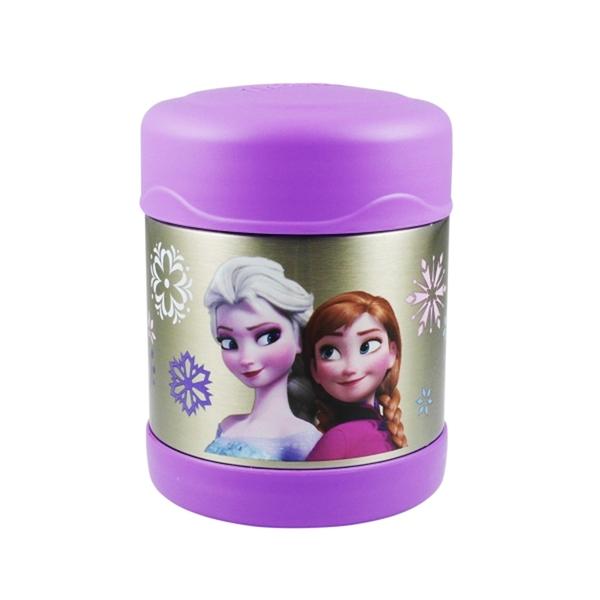膳魔師悶燒杯冰雪奇緣保溫食物罐300ml嬰兒副食品保存罐-大廚師百貨