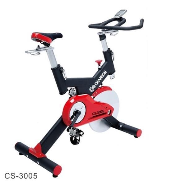 【南紡購物中心】【強生CHANSON】飛輪競速健身車 CS-3005