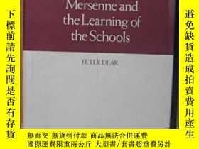 二手書博民逛書店Mersenne罕見And The Learning Of The SchoolsY256260 Peter
