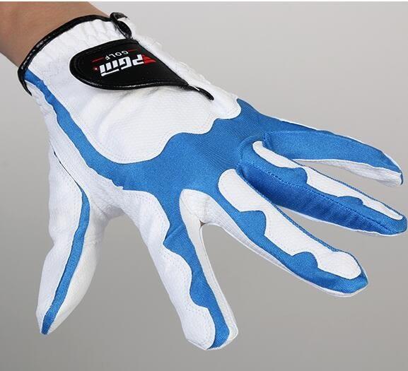 食尚玩家 出口PGM高爾夫球手套男士左手高彈性魔術手套
