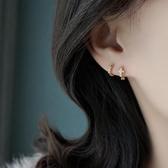 簡約耳環耳飾品女