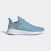 Adidas Asweerun [F36999] 女鞋 運動 休閒 慢跑 緩震 舒適 透氣 愛迪達 灰藍